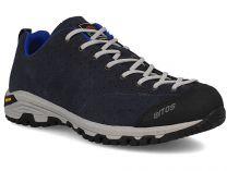 Мужские трекинговые кроссовки Lytos FLORIANS VAR.V1.FORATE 57B068-V1  (тёмно-синий/чёрный/серый)