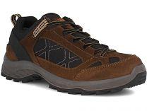 Мужские трекинговые кроссовки Lytos Jab Cs Var.d 1Jj008-D   (тёмно-коричневый)