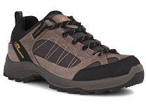 Зимние кроссовки Lytos Jab Cs Var.e 1Jj008-E унисекс   (тёмно-серый/коричневый/чёрный)