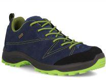 Мужские трекинговые кроссовки Lytos JAUNT JAB 15 1Jj015-15W   (синий)
