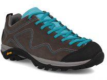 Туристическая обувь Lytos Le Florians Happy 40 L унисекс   (тёмно-серый/бирюзовый/чёрный/серый)