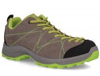 Туристическая обувь Lytos Le Florians Jab 3D 12 унисекс   (салатовый/светло-коричневый/серый)
