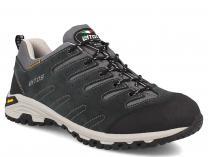 Трекінгові черевики Lytos NITRON 102 57B007-102FCCM Vibram Сіра замша