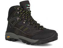 Мужские трекинговые ботинки Lytos Nw Kay 14   (тёмно-серый)