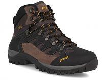 Мужские  трекинговые ботинки Lytos Rocker Fire 18 3ET004-18   (тёмно-серый)