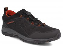 Trekking running shoes Merrell Ice Cap 4 Stretch J09631 Moc (Orange,Black)