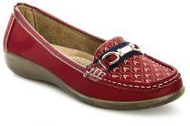 Женские туфли Raxmax FS3603-3   (красный)