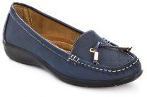 Женские туфли Raxmax FS3607-2   (синий)