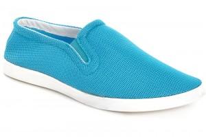 Сліпони Las Espadrillas 1093-40SL Блакитний