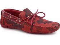 Мужские туфли Subway 4125-1   (красный)