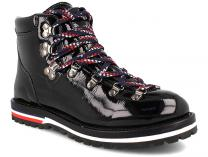 Shoes Moncler Blanche boots black