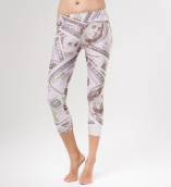 Mr.gugu And Miss Go Dollar Yoga Pants 5722-1837