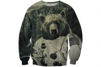 Mr.gugu And Miss Go Nasa Bear Sweater 8161-2713