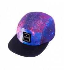 Mr.gugu And Miss Go Purple Nebula Cap 3412-8924