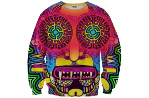 Свитер Mr.Gugu And Miss Go Totem Sweater 8161-4721