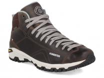 Forester men's shoes Brown Vibram 247951-45 Made in Italy