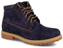 Мужские ботинки Forester Urbanity 7751-7521 Navy Camouflage