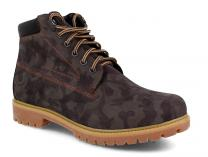 Чоловічі черевики Forester Urbanity 7751-782 Brown Camouflage