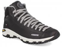 Чоловічі черевики Forester Black Vibram 247951-27 Made in Italy