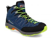 Men's shoes GarSport Fast Trek Blu 1040001-0025 Mid Vibram