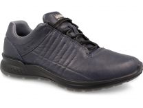 Mens sneakers low boots grisport Ergo-Flex 42811D3 (Dark blue)