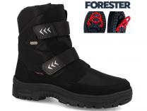 Mens shoes ice Forester Attiba OC System 53610-27 Made in Europe