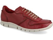 Forester 983-48 mens sneakers (Burgundy)
