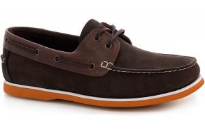 Men's topsider Greyder 04231-5874 brown тгигл