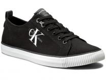 Men's canvas shoes Calvin Klein Jeans Arnold Canvas S0369-BLK