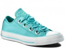 Sneakers Converse All Star Big Eyelets Pastel Canvas 5 559920C