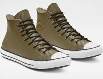 Мужские кеды Converse Chuck Taylor All Star Winter Water-Repellent High Top 164925C Olive