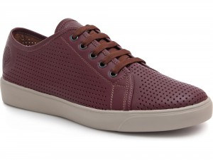 Мужские кеды Forester Casual 90121-48 Marsala Leather