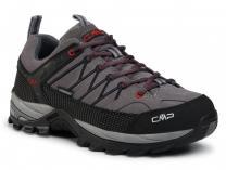 Мужские кроссовки Cmp Rigel Low Trekking Shoes Wp 3Q13247-44UF