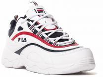 Мужские кроссовки Fila Ray 1CM00501-125 Белый