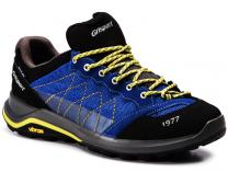 Чоловічі кросівки Grisport Imperial Blue Vesuv 14301V4 Vibram Made in Italy