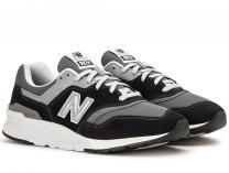 Мужские кроссовки New Balance CM997HBK Чёрные