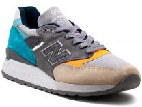 Mens sneakers New Balance M998AWB Made in UK Limited Edition