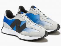 Мужские кроссовки New Balance MS327SD Light Aluminum Cobalt Blue