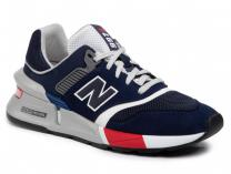 Мужские кроссовки New Balance MS997LOT синие