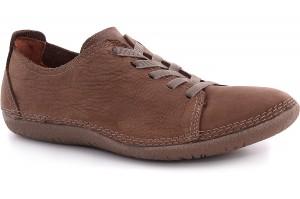 Comfortable men's moccasins Las Espadrillas 503-45 Nubuck
