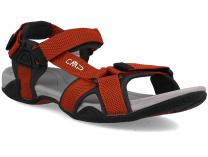 Mens sandals Hiking Sandal CMP Hamal 38Q9957-Q714