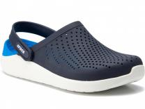 Men's sandals Crocs Clog Literide 204592 - 462 Navy/White