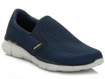 Мужские слипоны Skechers Equalizer Double Play 51509NVY