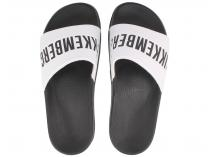 Dirk Bikkembergs mens Slippers Swimm 653 108366-2713