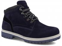Мужские тимберленды Forester 5755-052   (тёмно-синий)
