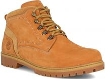 Mens ancle boots Forester 7755-042 Yellow Boots (yellow)