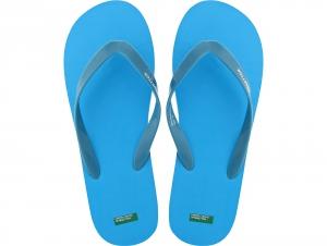 Вьетнамки Benetton 601 унисекс   (голубой)