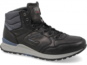 Mens winter sneakers low boots grisport 42903D9 Made in Italy