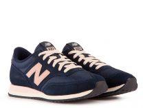 Кроссовки New Balance Cw620nfb унисекс   (синий)