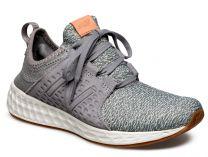 Женские кроссовки New Balance Fresh Foam Cruz Sneakers MCRUZOG (тёмно-серый/серый)